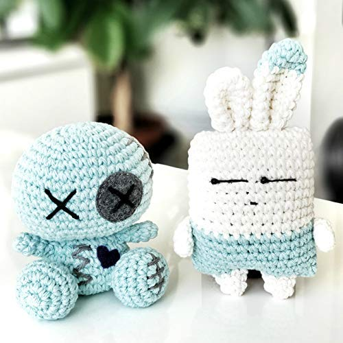 Cuddly Amigurumi Toys: 15 New Crochet Projects by Lilleliis: Lille ... | 500x500