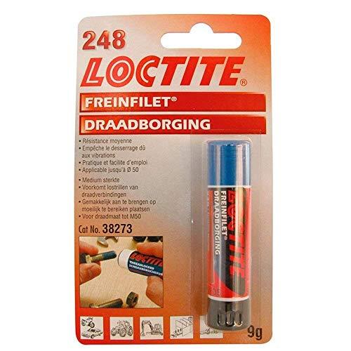 Loctite® 248 540498 Schraubensicherung Festigkeit: mittel 9g