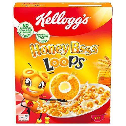 Kellogg's Honey Loops 2 x 330g