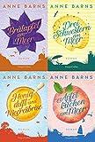 Anne Barns 4 Romane im Set + 1 exklusives Postkartenset