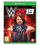 WWE 2K19 with Collectible SteelBook (Exclusive to Amazon.co.uk) - Xbox One [Importación inglesa]