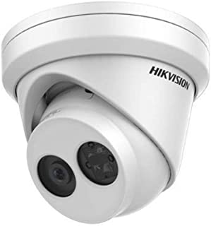 Hikvision 8MP IP Camera DS-2CD2385FWD-I 2.8mm Lens Mini IR Network Turret PoE Camera Outdoor Night Version IP67 ONVIF H.265 English Version