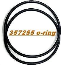 357255 Lid O-Ring for Pentek Pentair Pool and Spa Pump Replacement(2/pack)