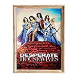 FANART369 Desperate Housewives Poster A3 Größe TV Serie