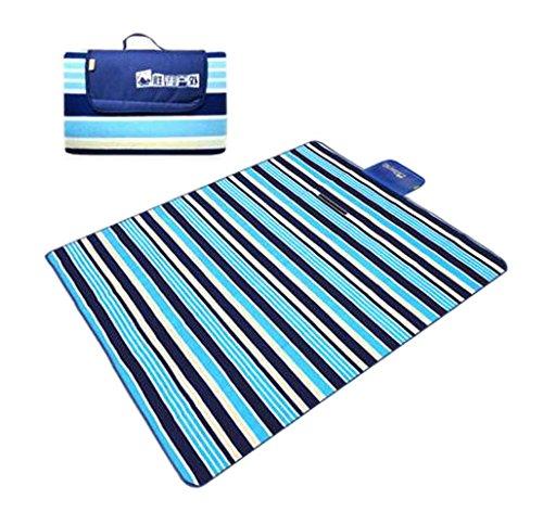 Outdoor Beach Blanket/Poche Compact étanche et Preuve Sable Mat pour Le Camping, randonnée, Pique-Nique #10