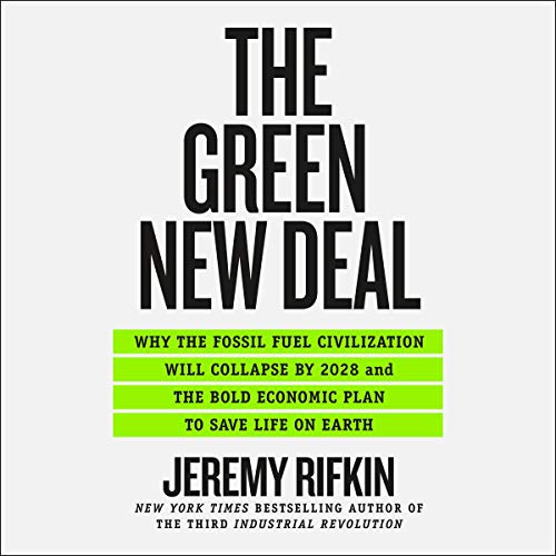 The Green New Deal: Why the Fossil Fuel Civilization Will Collapse by 2028 and the Bold Economic Pla