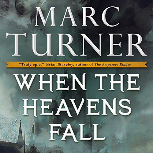 When the Heavens Fall audiobook cover art
