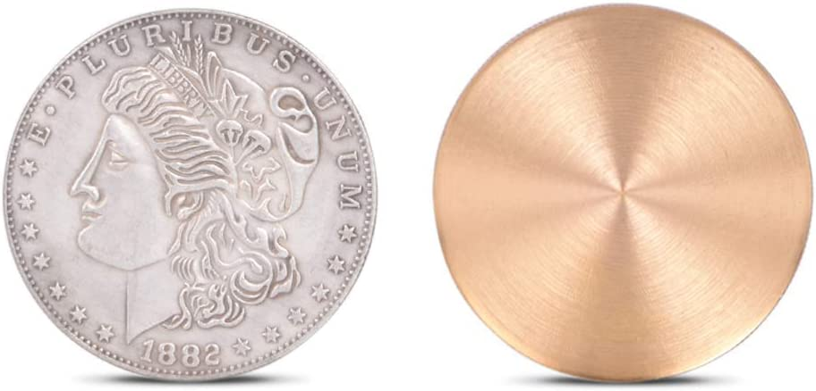 Expanded Shell Morgan Dollar Version Ranking TOP6 Directly managed store for Tricks Appearin Magic