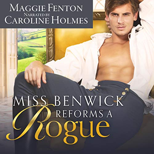 Miss Benwick Reforms a Rogue audiobook cover art