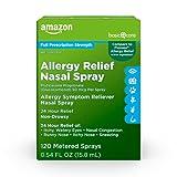 Amazon Basic Care Allergy Relief Nasal Spray, 0.54 Fl Oz (Pack of 1)