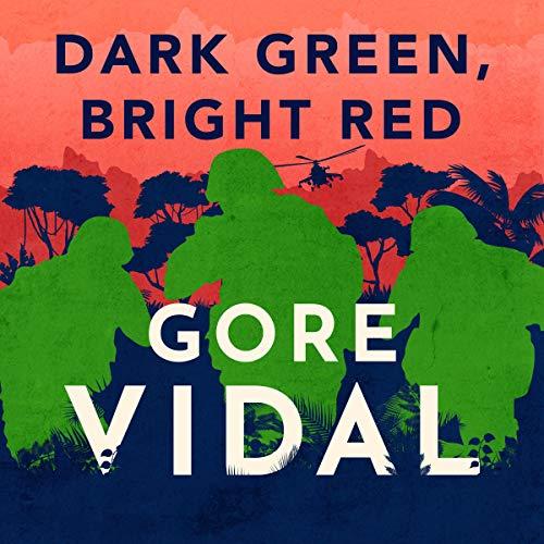 Dark Green, Bright Red cover art