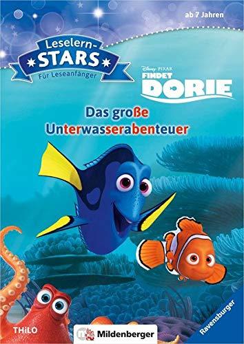 Disney · PIXAR – Findet Dorie: Das große Unterwasserabenteuer: Comic- und Filmhelden-Geschichten für Leseanfänger (Leselernstars / Comic- und Filmhelden-Geschichten für Leseanfänger)