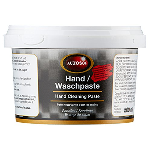 Preisvergleich Produktbild Autosol 01 222310 Handwaschpaste,  500 ml