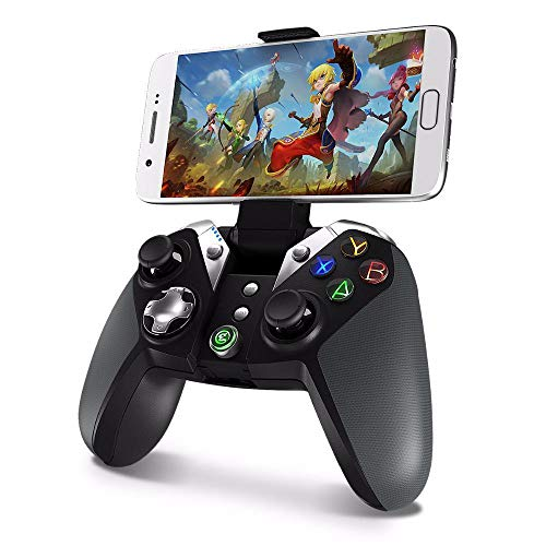 Eet Kip-Gamepad, Lost Castle Ace Fighter Draadloze Bluetooth-Telefoon PC-Game PUBG COD Artefact PS Monster Hunter NBA2 Gamepad, Geef Je Een Andere Game-Ervaring,Black