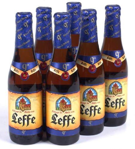 Original Belgisches Bier - LEFFE