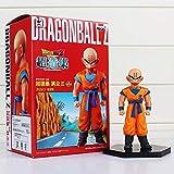 VNNY Klilyn Figure Dragon Ball Z Super Krillin Kuririn Action Figures PVC Giocattoli Bambole Modello da Collezione 12 cm