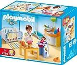 PLAYMOBIL - Habitación del bebé, Set de Juego (4286)