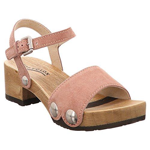 Softclox Damen Sandaletten Penny S3378 Penny Rose rosa 457784