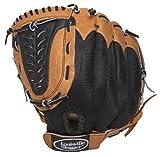 Louisville Slugger Baseball/Softball Glove - Tan/Black, 12 Inch - Right Glove