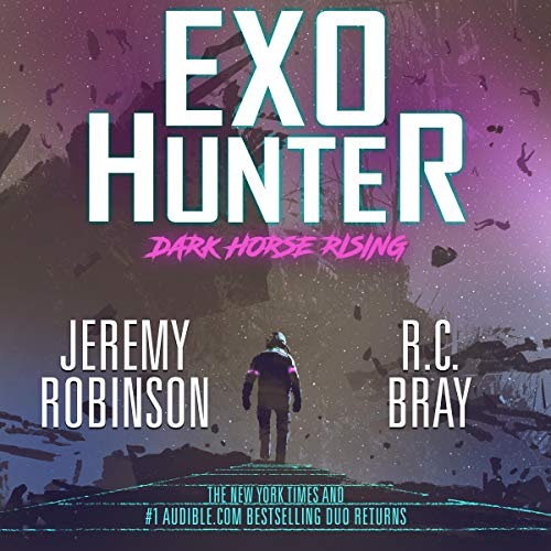Exo-Hunter Audiobook By Jeremy Robinson cover art