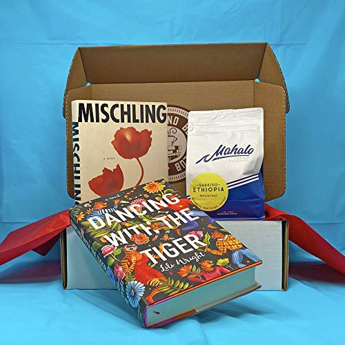 My Coffee And Book Club - Monthly Subscription Box - Acclaimed Fiction - Whole Bean Coffee
