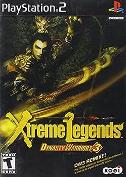 Dynasty Warriors 3  Xtreme Legends - PlayStation 2