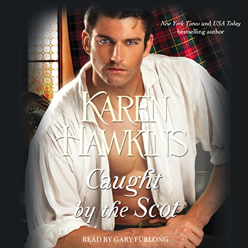 Caught by the Scot audiobook cover art