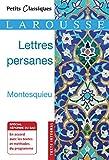Lettres persanes (Petits Classiques Larousse) - Format Kindle - 9782035981455 - 2,99 €