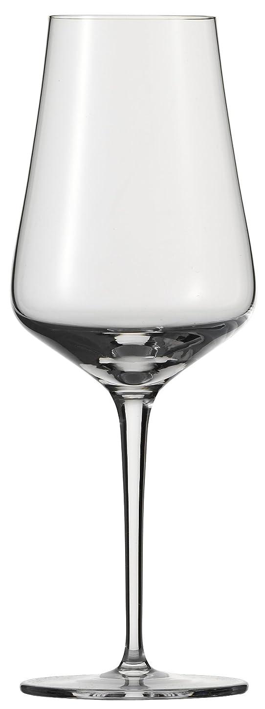 運動する感度合わせてショット?ツヴィーゼル ワイングラス クリア 370ml FINE 白ワイン 113758 6個入