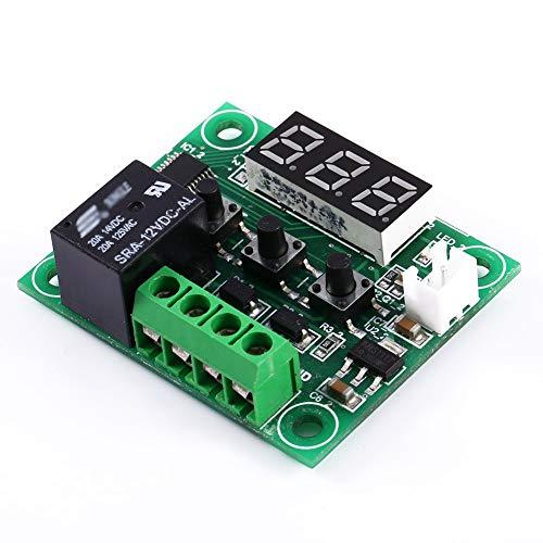 iFCOW Sensormodul für Temperaturregelschalter -50-110 ° Celsius 12 V W1209 Digitaler Thermostat