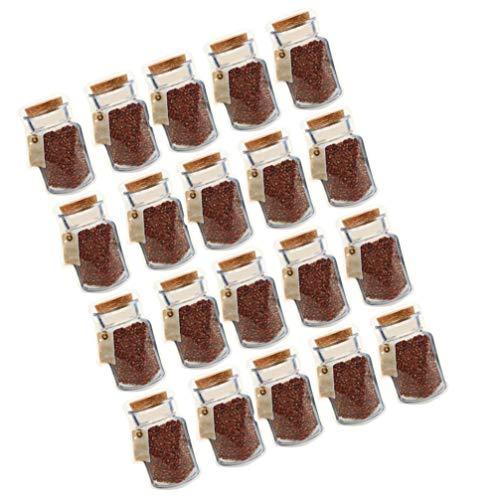 Cabilock 20Pcs Herbruikbare Boterhamzakjes Vriezer Zakken Voedsel Opslag Pouch Zakken Snack Zakken Plastic Lunch Zakken Voor Voedsel Reizen Thuis Party