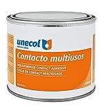 Unecol 3220 Adhesivo de contacto multiusos (bote), Beige, 500 ml
