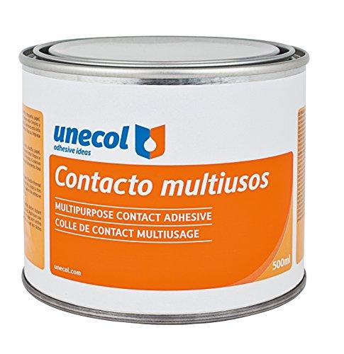 Pegamento de contacto multiusos Unecol 3220, lata 500 ml