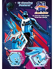 Space Jam: A New Legacy: Glow-In-The-Dark Poster Book (Space Jam: A New Legacy)