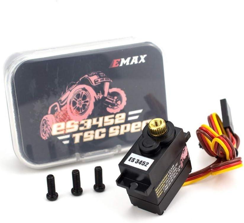 New product!! Baoer ES3452 TSC At the price SPEC 6.0V Waterproof f Gear Servo Metal Digital