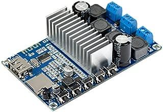 Aiyima TPA3116D2 2.0 Bluetooth 4.2 Amplifier Board 50Wx2 FM Radio USB Decode WMA MP3 Calls Bluetooth Receive Board