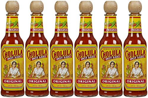Cholula Hot Sauce, 5-Ounce Bottles (Pack of 12)