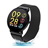Duang Smart Watch, Fitness Tracker Watch Cardiofrequenzimetro/Monitor per la Pressione Sanguigna...