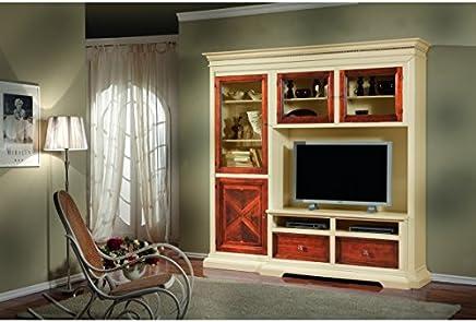 Amazon.it: mobili soggiorno arte povera - Pareti attrezzate ...