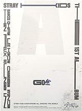 STRAY KIDS GO Live ➢ (Versão padrão) O primeiro álbum C tipo CD + álbum de fotos + 4 cartões de foto + cartão secreto + fo...