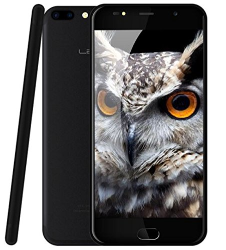 Leagoo M7 - Android 7.0 3G Smartphone de 5,5 pulgadas, pantalla Gorilla Glass 4, cámara frontal 5MP + (5MP + 8MP) cámara trasera dual, Quad Core 1.3GHz 1GB RAM 16GB ROM: Amazon.es: Electrónica