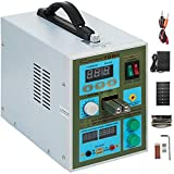 2 in 1 788H Spot Welder 1-2 Pulse for 18650& Battery Charger Test 800A 1.9KW, Dual Pulse Battery Spot Welder 18650 Battery Charger with LED Light