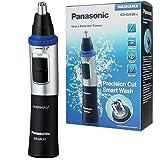 Panasonic ER-GN30 Nasenhaarschneider, für Nass- und Trockenheit, 2 Stück