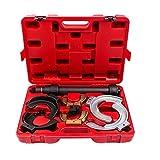 maXpeedingrods Universal Strut Coil Clamp Spring Compressor Tool Set Kit