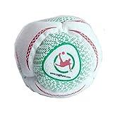 Juggle Pro Footbag Hacky Sack Worldcup Freestyle 8 Paneele aus synthetischem Wildleder und mit...