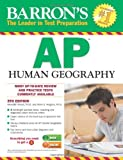 Barron's AP Human Geography, 5th Edition by Meredith Marsh Ph.D. (2014-02-01)