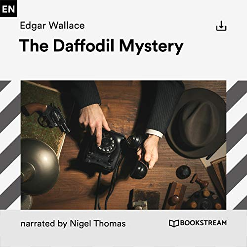 The Daffodil Mystery cover art