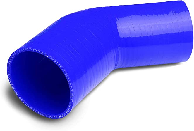 USP 2.5 to 3 Silicone Coupler