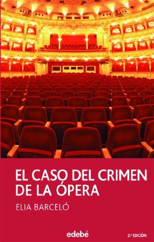 El caso del crimen de la ópera de Elia Barceló