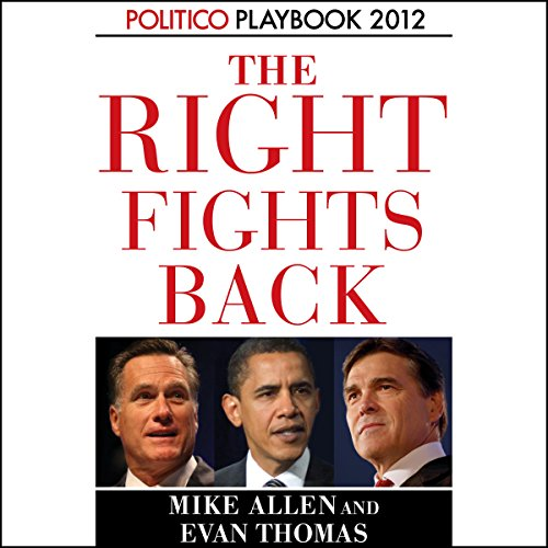 The Right Fights Back audiobook cover art